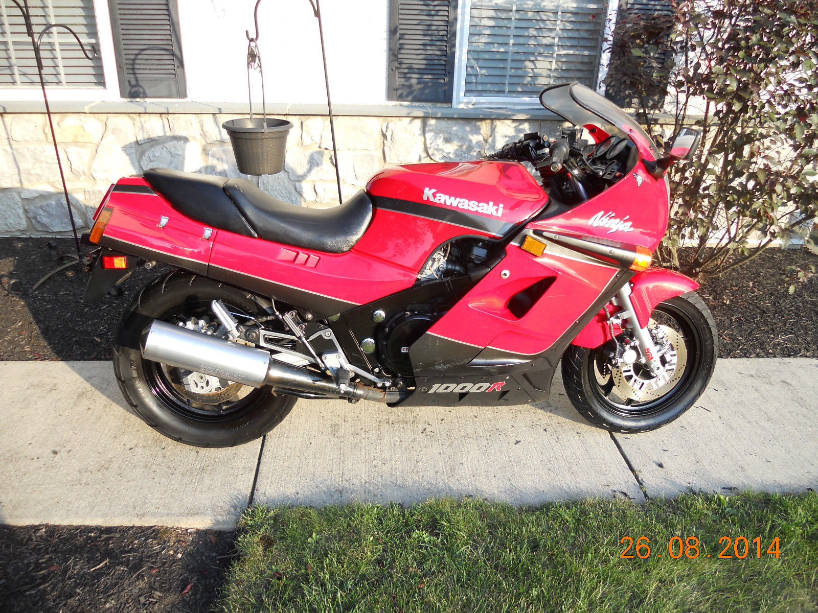 1986 kawasaki ninja 1000r for sale. Black Bedroom Furniture Sets. Home Design Ideas