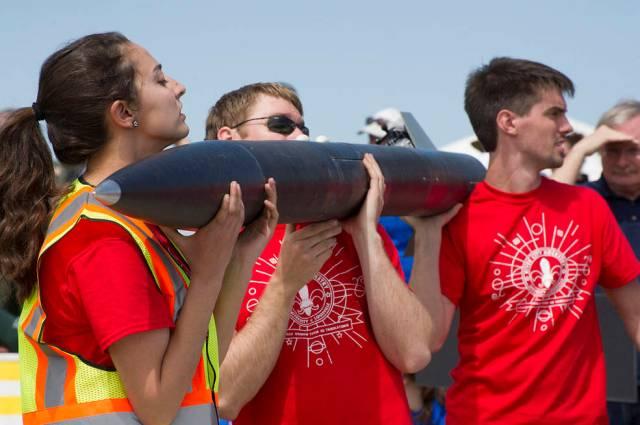 University of Louisville Rocketry Team