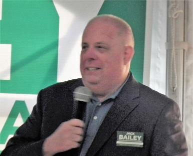 BLUNDERING BIDEN: Hogan says Biden screwed up the infrastructure bill due to partisan politics