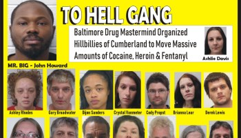 HEROIN HIGHWAY TO HELL – Drugs, money, and guns swept up with the