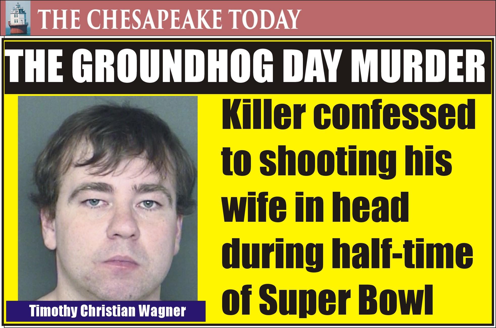 Timothy Christian School Nj Christmas Bazaar 2020 MURDER USA: The Groundhog Day Murder; Timothy Wagner called 911 to