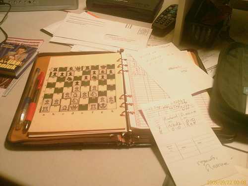 longest chess problem record