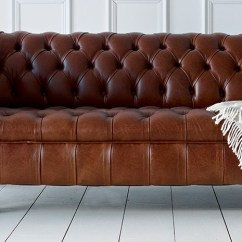 Drummond Grand Leather Sofa Room Planner The Chesterfield Co™: Sofas ...
