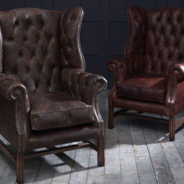 The Chesterfield Co Leather Chesterfield Sofas