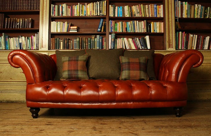 vintage leather sofa company midcentury sofas los angeles edmund brown chesterfield st