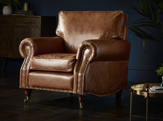 Leather Armchairs for Sale Chesterfield Modern Classic