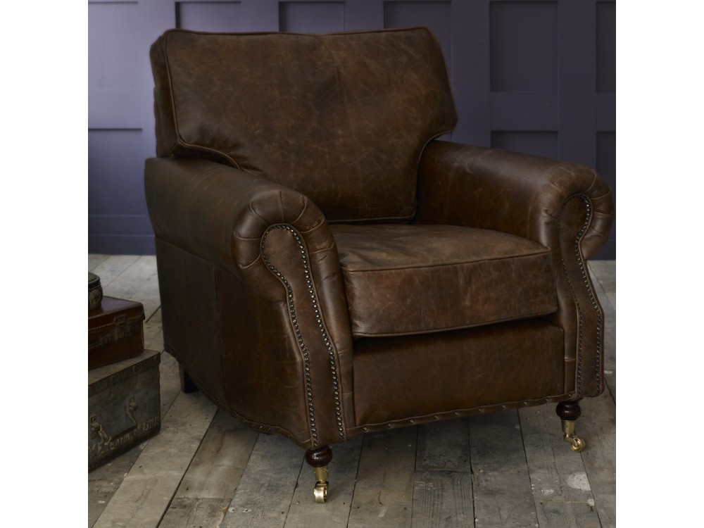 vintage leather sofa company modern sofas for sale berkeley chair | armchairs