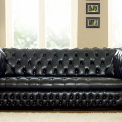 Leather Recliner Chairs Modern Uk Comfy Oversized Chair Ludlow Compact Chesterfield Sofa | The Company