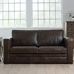 English Sofa Company Manchester Corner Bed With Storage Friheten Distressed Leather | Chesterfield