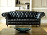 The Best Black Chesterfield Sofa? | The Chesterfield Company