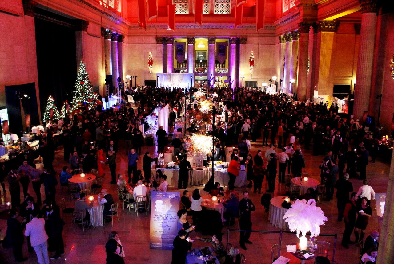 Sweets, Treats & Eats at AIDS Foundation of Chicago's World of ...