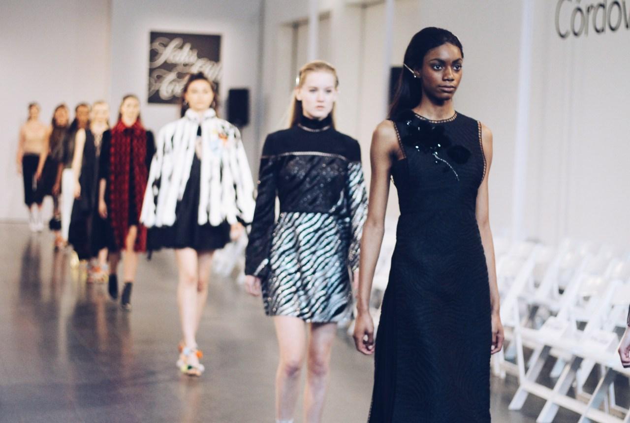 2c239abddd0 A Better Chicago   Saks Fifth Avenue Presents  Fendi Pre-Fall 2017 ...