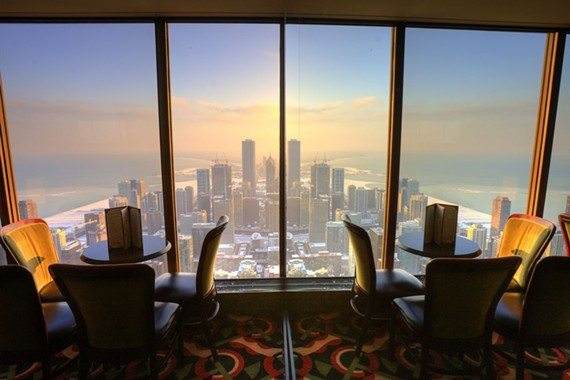 Top 10 Chicago Restaurants With A View  The Chicago Traveler