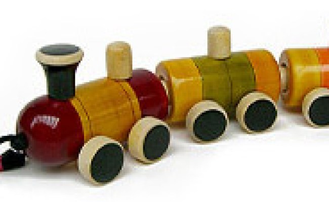 Sustainable Wood Toys Earthentree