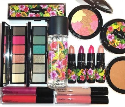Collezione MAC Cosmetics Fruity Juicy via beautydea.it