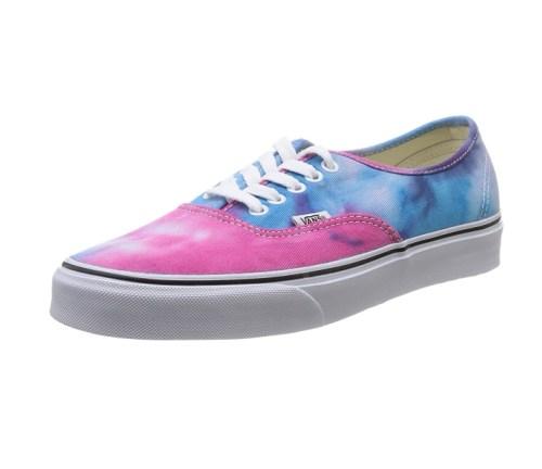 Sneakers tie dye Vans