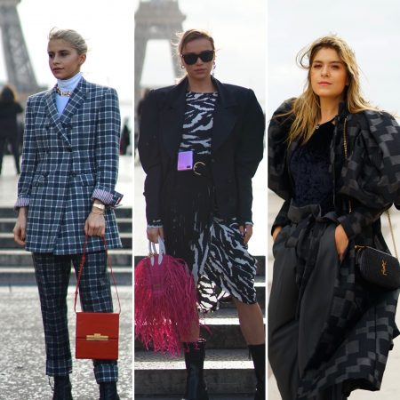 stampa a quadri animali stampe geometriche fashion week The Chic Jam