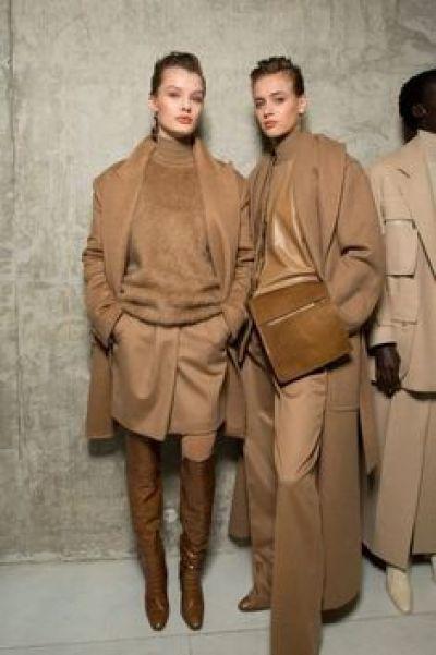 Total look color cammello outfit tono su tono The Chic Jam