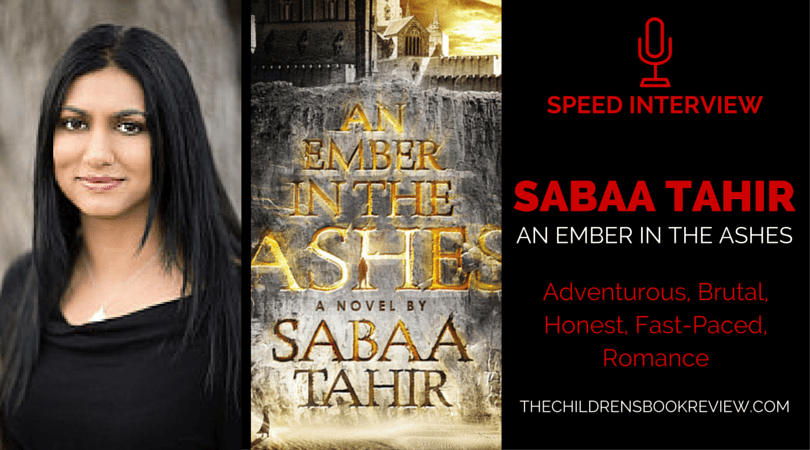 Saaba Tahir An Ember In The Ashes Interview The