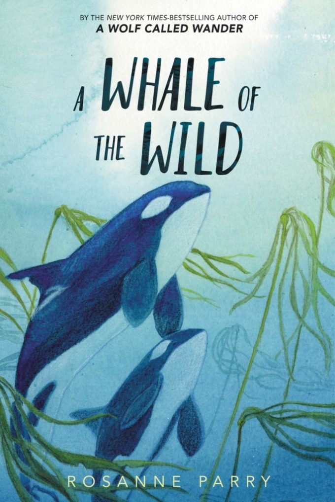 Book Cover A Whale of the Wild