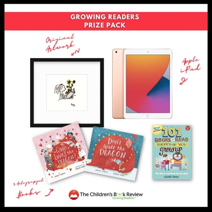 Growing Readers Giveaway Prize Pack
