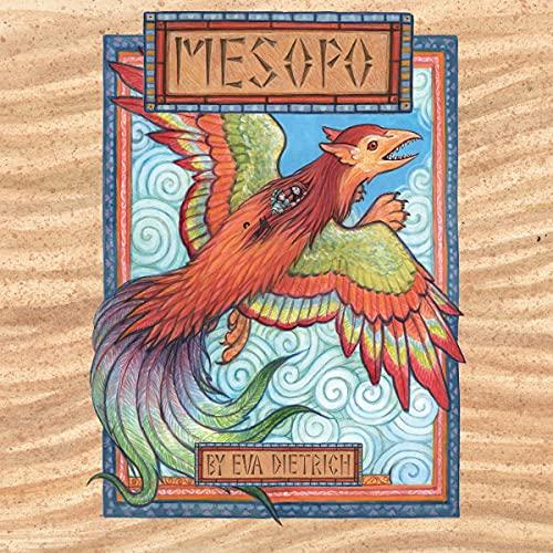 Mesopo Audiobook Cover