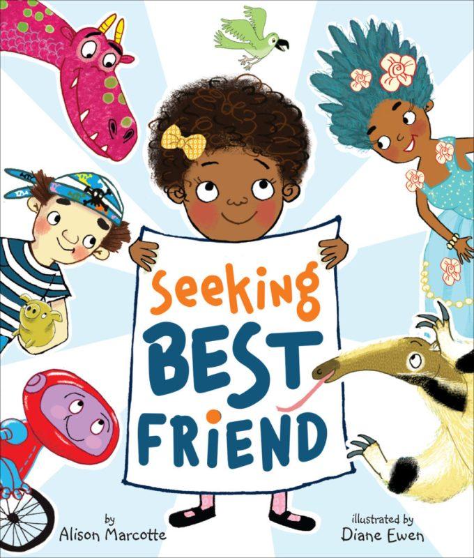 Seeking Best Friend Book Cover