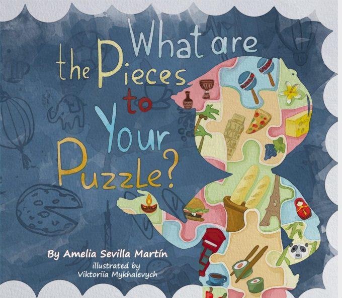 What Are the Pieces to Your Puzzle? Book Cover