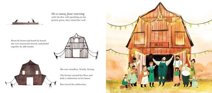 Bess the Barn Illustration 2