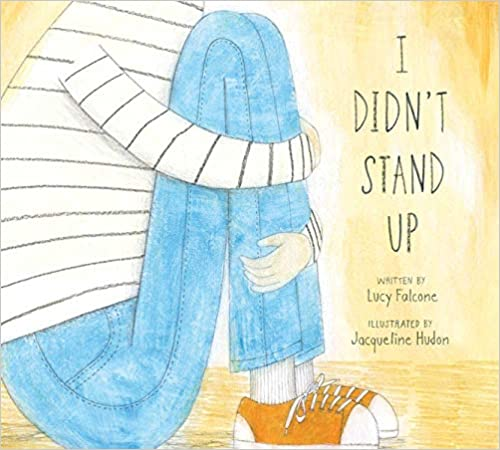 I Didn't Stand Up: Book Cover