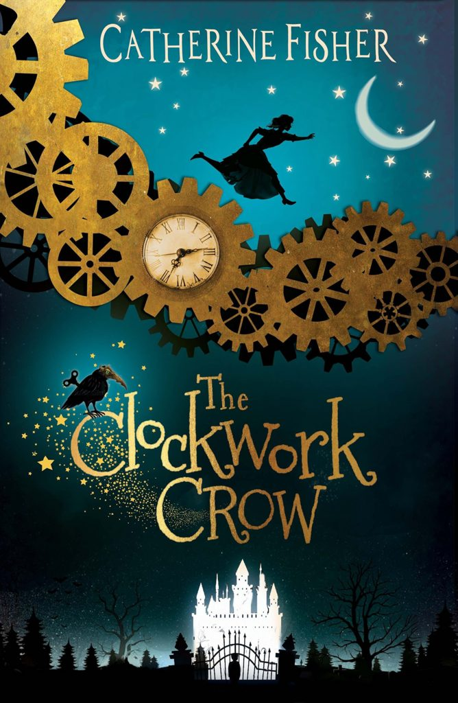 The Clockwork Crow: Book Cover