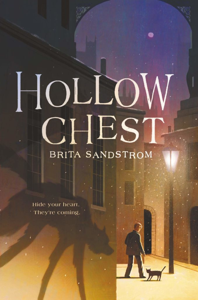 Hollow Chest: Book Cover