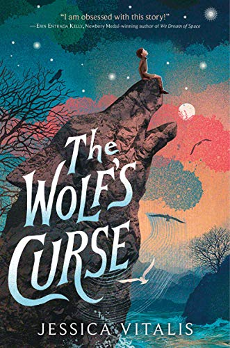 The Wolf's Curse: Book Cover