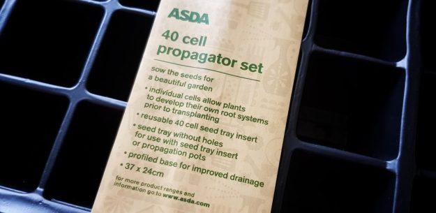 ASDA Windowsill Propagator