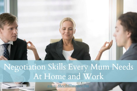 Negotiation Skills Every Mum Needs for Business and Home Life