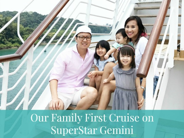 Our Carefree Cruise on SuperStar Gemini