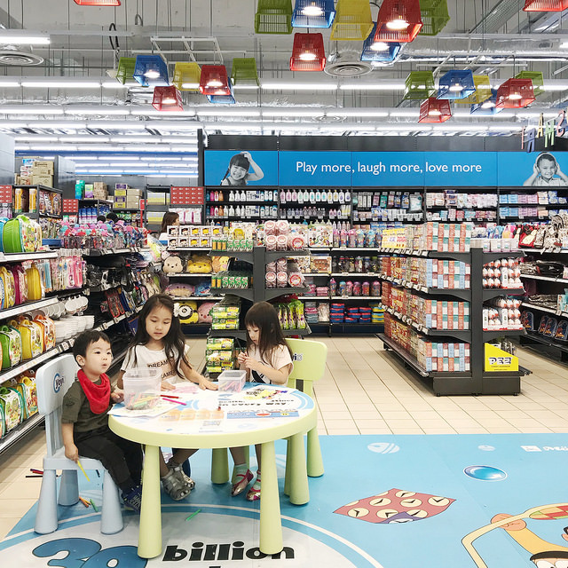 Bigger, Better Shopping Experience at FairPrice Xtra Jurong Point