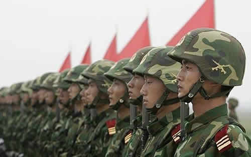 China Pursues Defensive and Transparent National Defense Policy