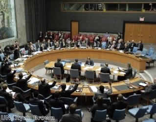 UN Security Council is Struggling to Syria Resolution