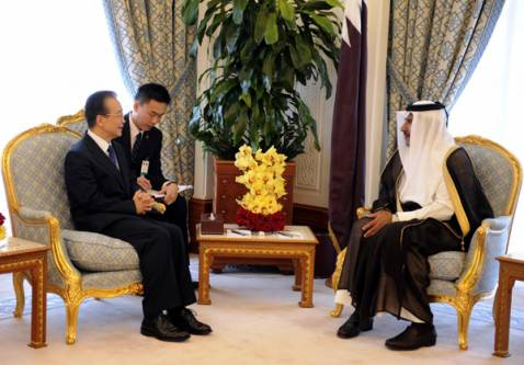 China strengthens its ties with Gulf countries