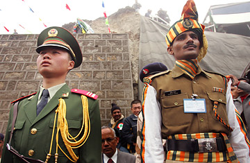 China asks India to cooperate to maintain border stability