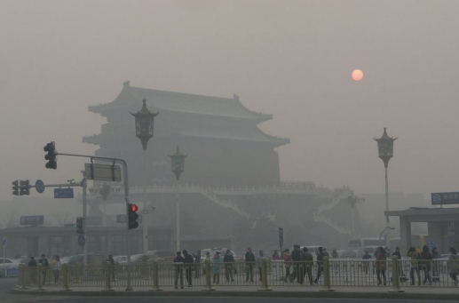 China strives to meet air quality standard deadline