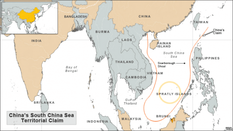 Chinese scholars to study South China Sea borderline