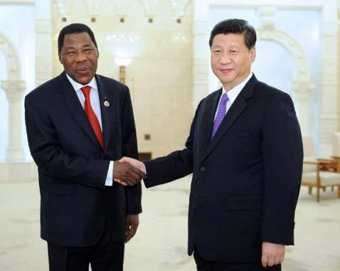 China, Benin to boost cooperation