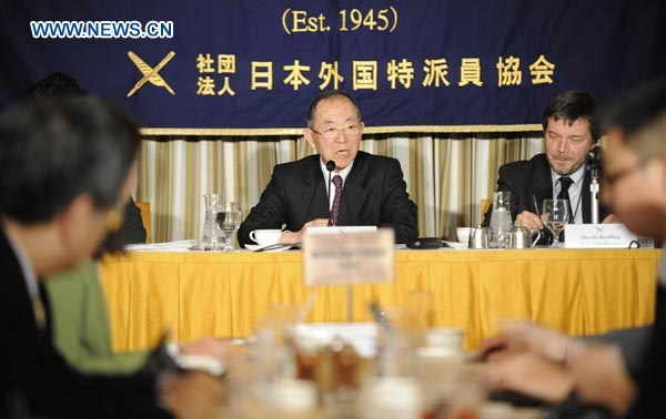 "Damaging efforts of building friendly China-Japan ties is ""political crime"": Niwa"