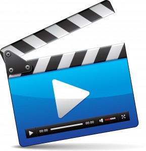 Online video graphic