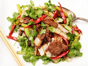 Lamb with Cumin