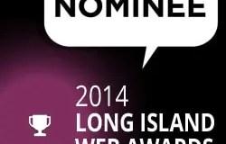 2014 Long Island Web Awards Nominee
