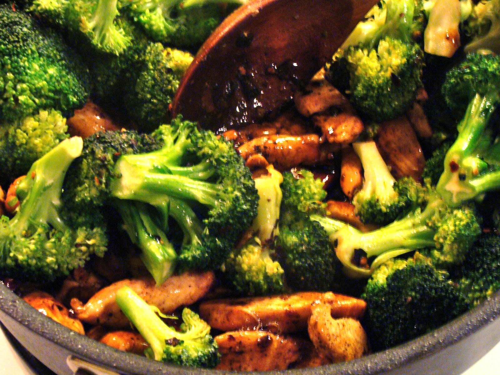 Recipe Low Carb Chinese Chicken And Broccoli The Chinese Quest