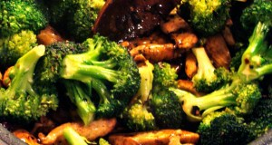 Low Carb Chinese Chicken and Broccoli Recipe